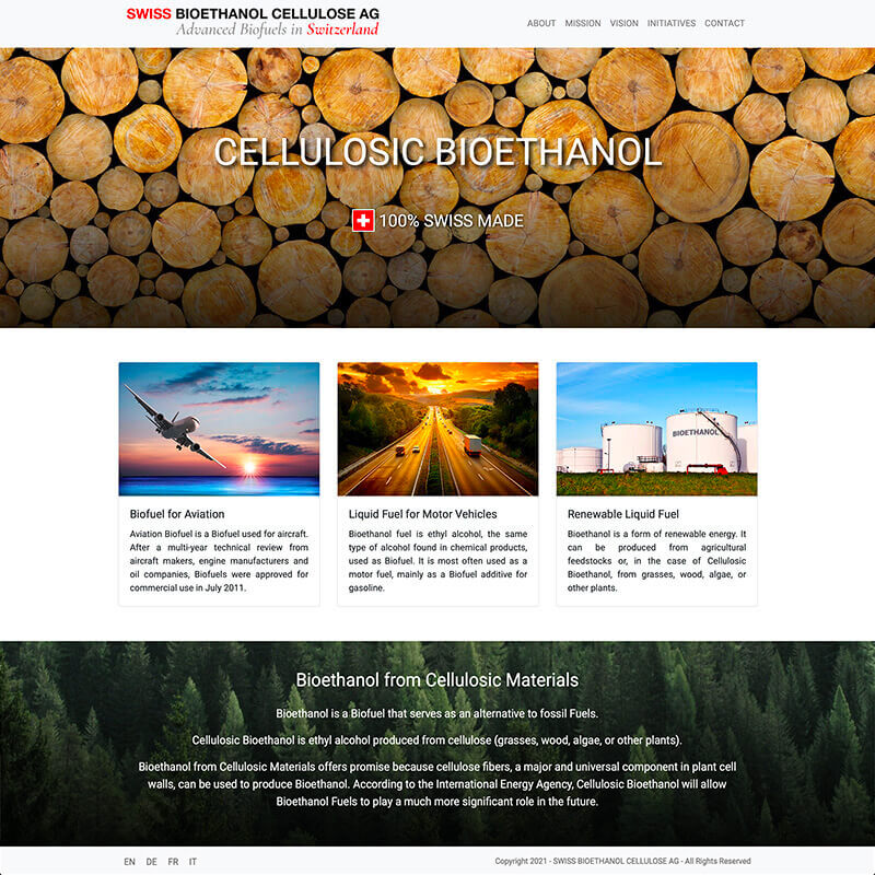swiss-bioethanol